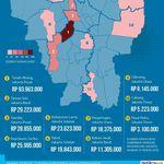 Ini Wilayah Jakarta yang Kenaikan NJOP-nya Paling Rendah