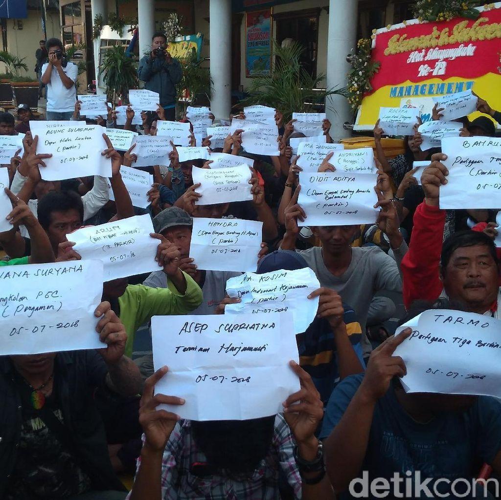 Ribuan Preman di Jabar Ditangkap Jelang Asean Games