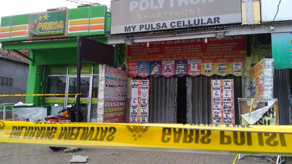 Cerita Warga Lihat Ibu di Tangerang Ditembak Perampok