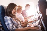 Keren! Penumpang Bisa Cicip Makanan Astronot di Penerbangan Ini