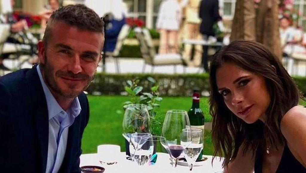 Merasa Dipermalukan David Beckham, Victoria Menangis