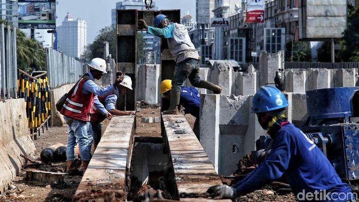 Proyek 6 Ruas Tol Dalam Kota/Foto: Pradita Utama