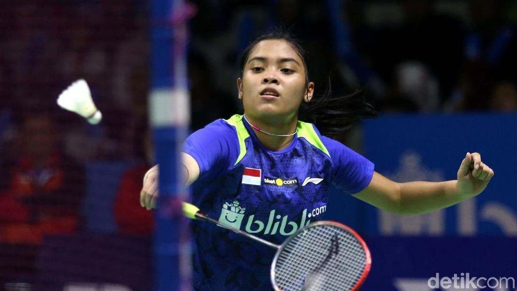 Gregoria Tumbang, Tunggal Putri Indonesia Tidak Tersisa