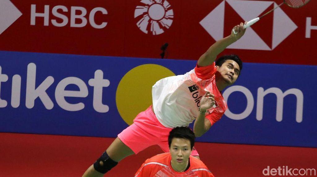Jadwal Perempatfinal Indonesia Open 2018: Owi/Liliyana Tampil Pertama