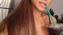 Jarang Terjadi, Ariana Grande Potong Rambut Bob