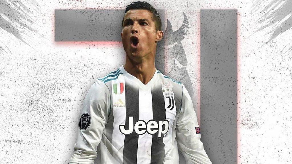 Ronaldo ke Juve Bikin Karyawan Mobil Bete, Bakal Nggak Naik Gaji