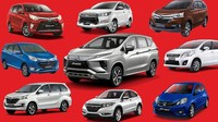20 Mobil Terlaris Februari, Avanza Tak Terkejar