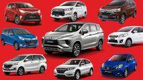 Daftar Mobil Terlaris Juli 2018 (Bagian II)