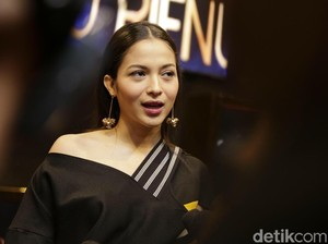 Putri Marino Ingin Melahirkan di Bali dengan Proses Waterbirth