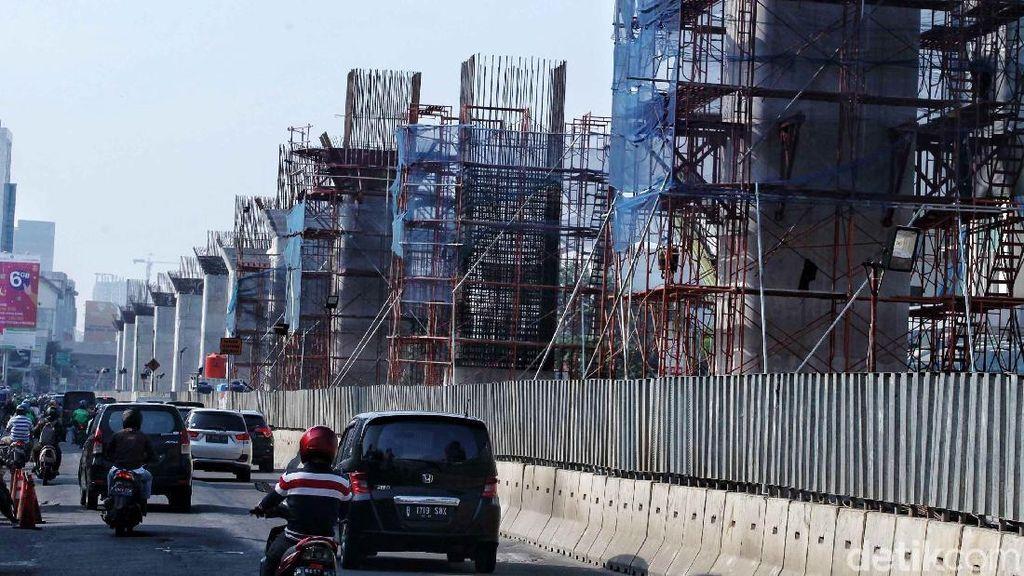 Sandi Jamin Proyek 6 Ruas Tol Dalkot Nggak Tambah Macet Jakarta