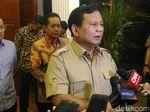 Lembaga Survei Ini Sarankan Prabowo Ganti Kostum Agar Menang Pilpres