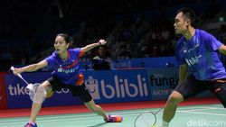 Kalahkan Ganda Jepang, Hafiz/Gloria Jejak Semifinal Hong Kong Open