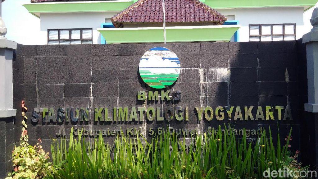 BMKG: Potensi Angin Kencang di Kawasan Merapi Hari Ini Kecil