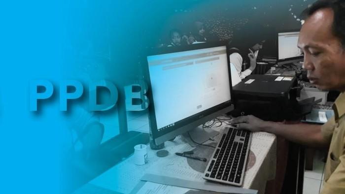 Ilustrasi fokus (bukan buat insert) Kisruh PPDB Sistem Zonasi (Zaki Alfarabi/detikcom)