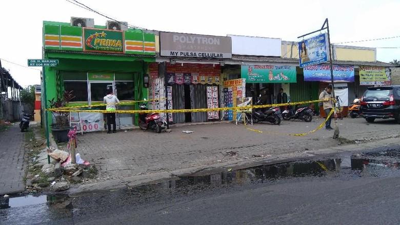 Polisi Terus Buru Perampok yang Tembak Mati Ibu di Tangerang