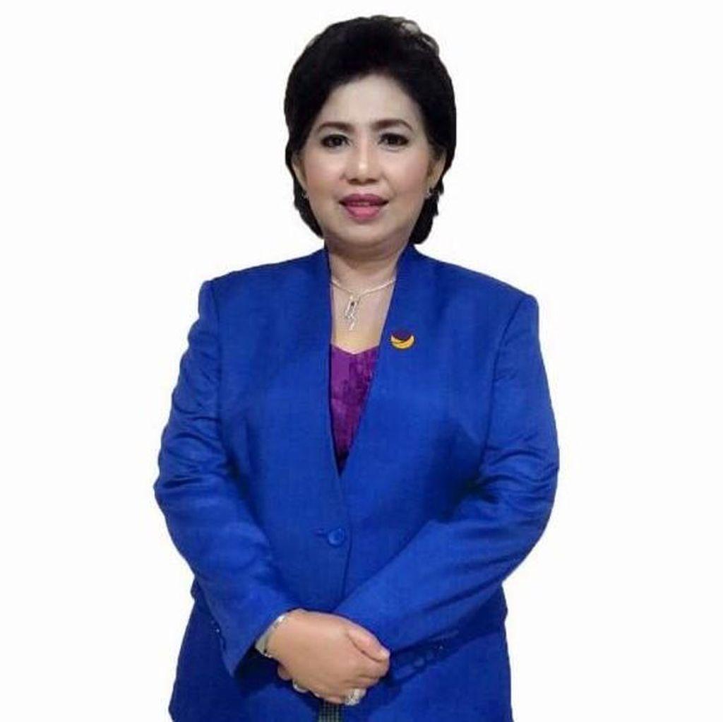 Ketua NasDem Bikin Puisi Ambisi Jiwa Prajurit Tua