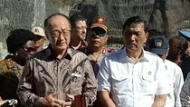 Cerita Luhut soal Presiden Bank Dunia yang Naik Mercy Bekas Taksi