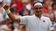 Federer yang Cerdas soal Final Wimbledon vs Piala Dunia