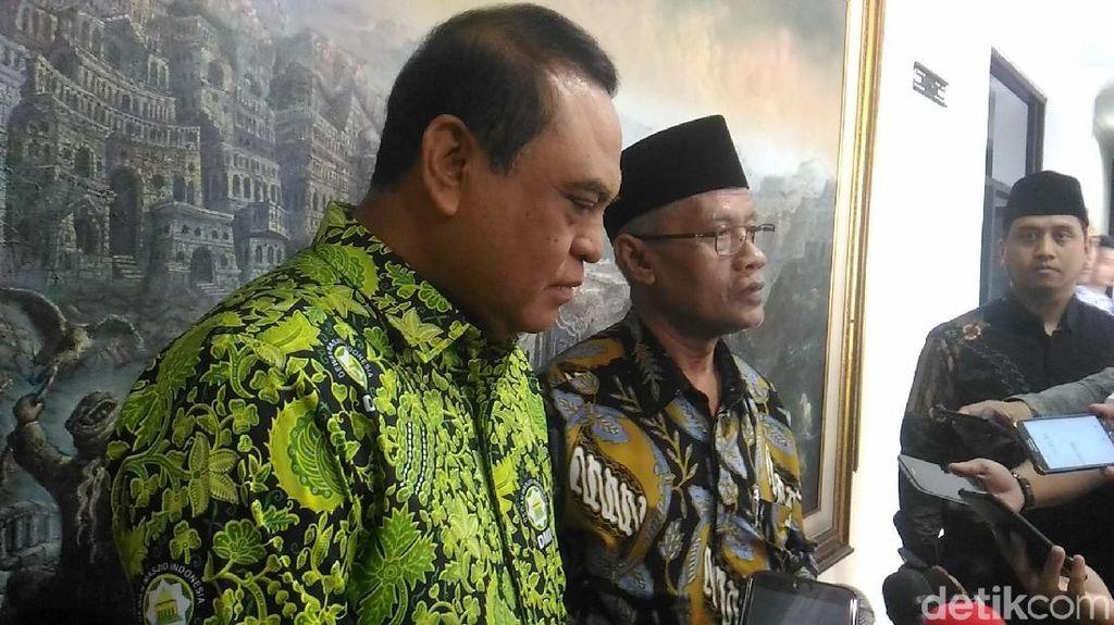 Ketum Muhammadiyah: Jangan Jadikan Masjid Pusat Politik Praktis