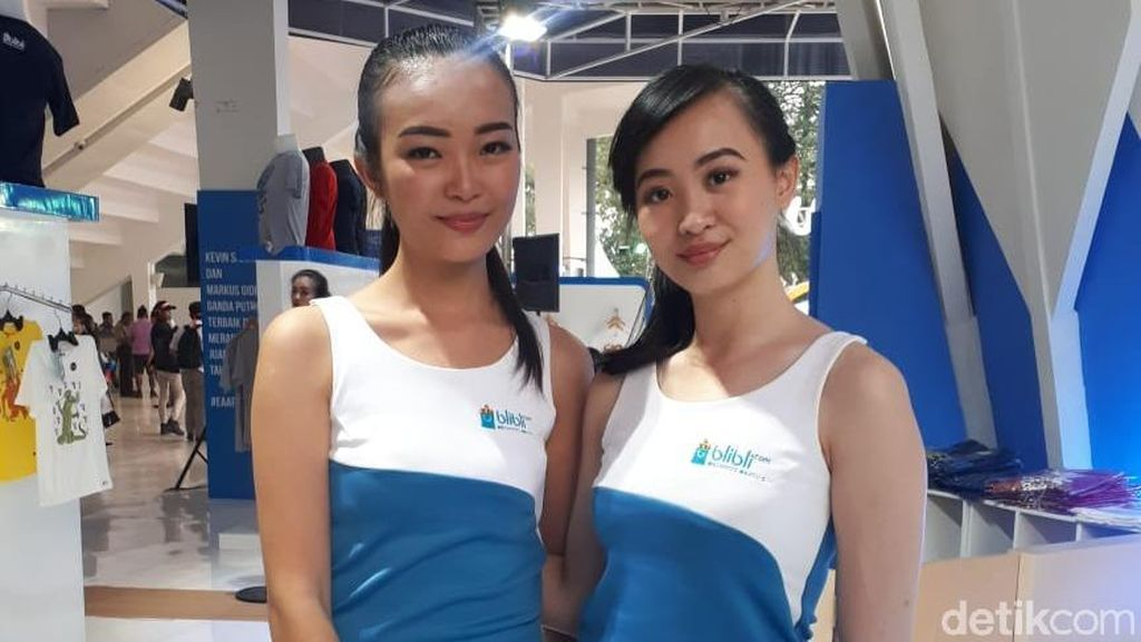 Gadis-Gadis Indonesia Open yang Manis dan Informatif