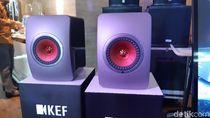 KEF Luncurkan Speaker Rp 38 Juta di Indonesia