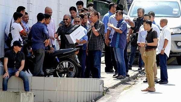 Pendukung Najib Razak Galang Dana Bantu Bayar Sisa Uang Jaminan