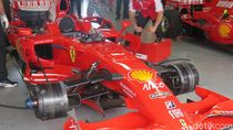 Mobil Balap Formula 1 Bekas Schumacher Dijual, Berapa Harganya?