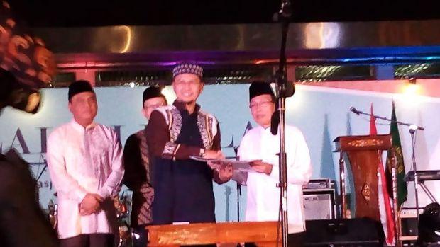 Kerja sama Transmart dan Dewan Masjid Indonesia