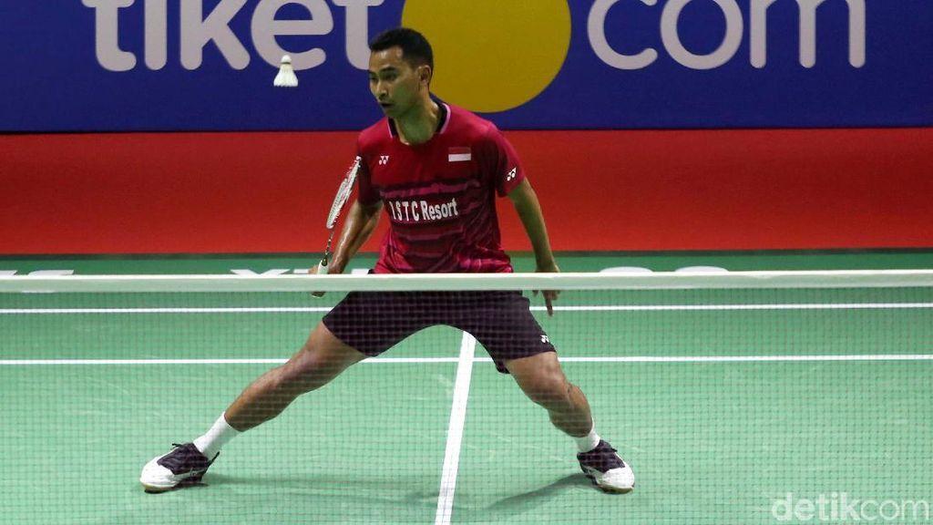 Singkirkan Jonatan Christie, Tommy Sugiarto ke Final Korea Terbuka