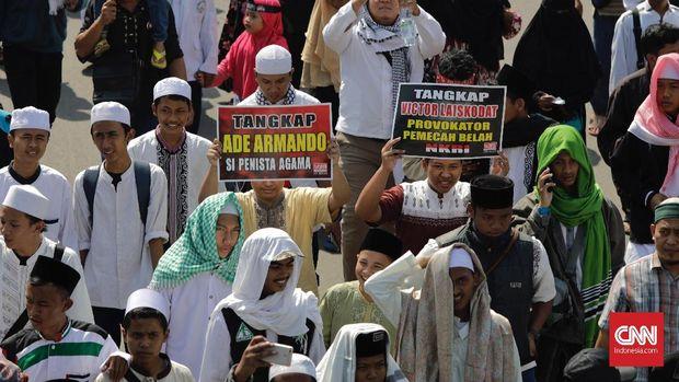 PA 212 Akan Gugat Praperadilan Kasus Sukmawati Soekarnoputri