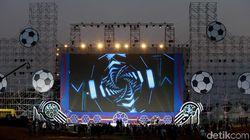 Yuk Nobar Final Piala Dunia 2018 di Layar Raksasa Sunburst BSD