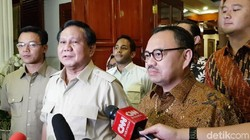 Temui Prabowo, Sudirman Said Cerita Kejanggalan Pilkada Jateng