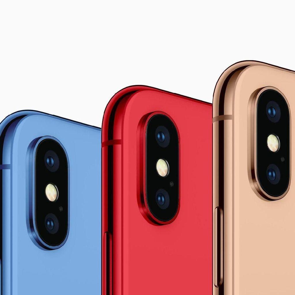 Penerus iPhone X Sudah Bisa Dibeli September?