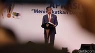 Jokowi Pangkas Syarat Pencairan Dana Korban Gempa NTB