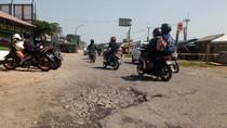 Perbaikan Jalan Rusak di Gas Alam Dimulai Oktober 2018