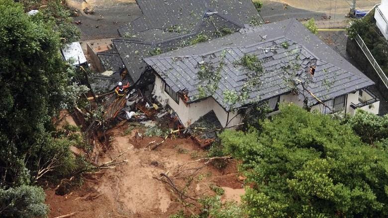 Korban Tewas Akibat Banjir di Jepang Jadi 85 Orang