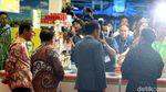 Jokowi Tinjau Pameran Industri Peternakan di JCC Senayan