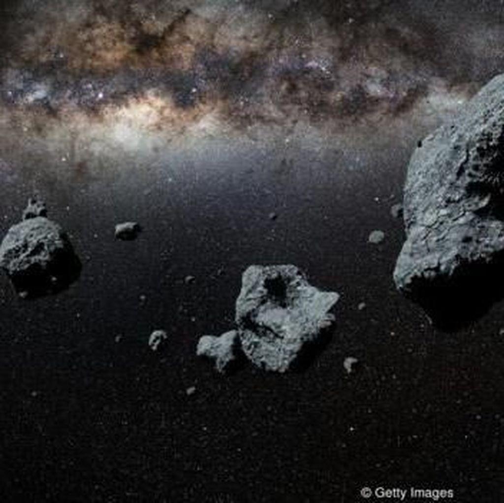 NASA Bersiap Hadapi Asteroid Dewa Kekacauan