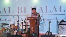 JK hingga CT Hadiri Halalbihalal DMI di Masjid Istiqlal