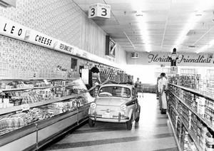 Potret Supermarket Jadul yang Jarang Kelihatan
