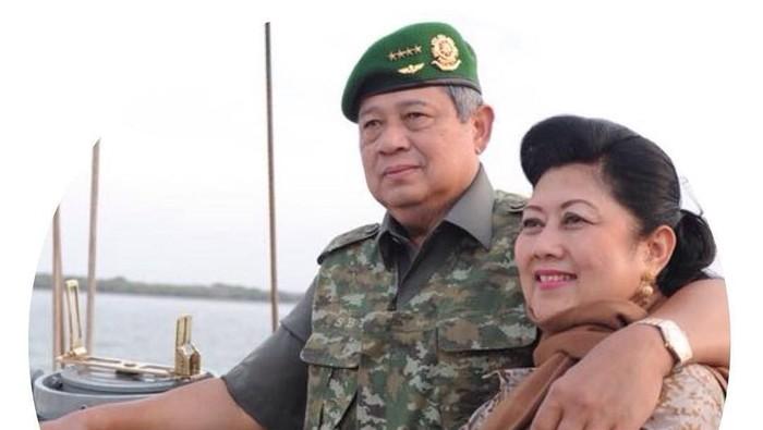 Ani Yudhoyono dirawat di Singapura karena mengidap kanker darah. (Foto: Instagram/@aniyudhoyono)