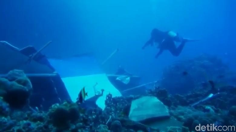 Arus Dasar Laut Deras, Penyelam Sulit Cari Korban KM Lestari Maju