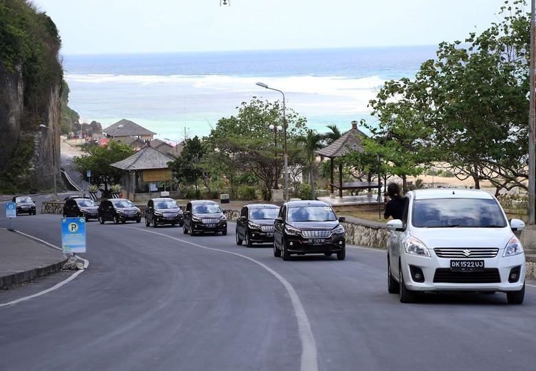 Suzuki Ertiga. Foto: dok Suzuki