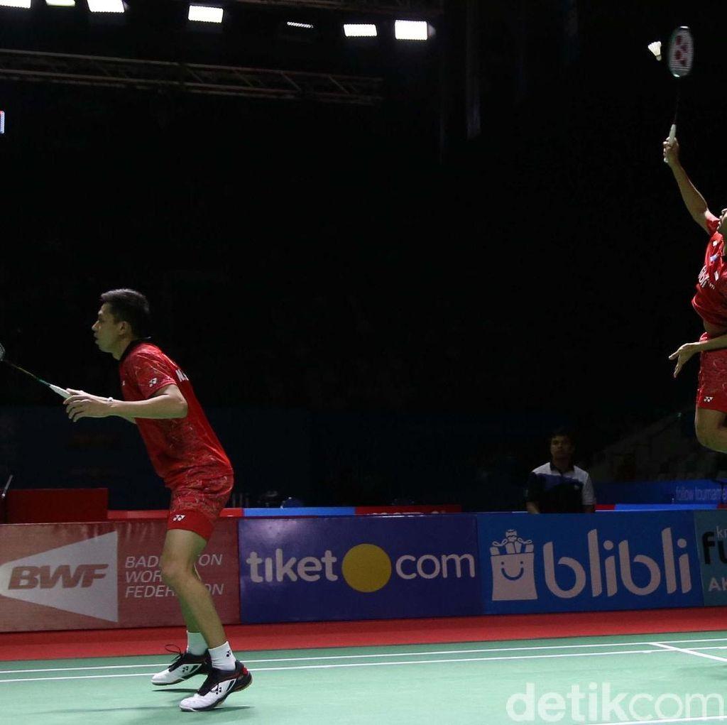 Fajar/Rian, Jangan Sia-siakan Kesempatan di Asian Games 2018!