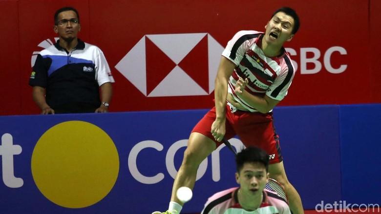 Jejak Final, Kevin/Marcus Bidik Juara