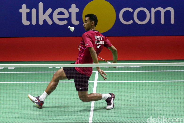 Tommy Sugiarto Tersingkir, Tunggal Putra Indonesia Ludes