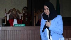 Divonis 10 Tahun Bui, Bupati Rita Dieksekusi ke Lapas Pondok Bambu