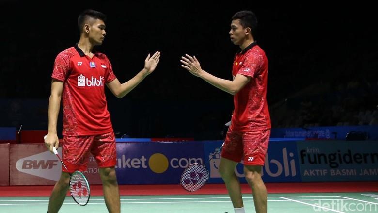 Singkirkan Jepang, Tim Putra Indonesia Lolos Final Bulutangkis Asian Games