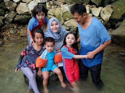 Keluarga Zaskia Mecca/