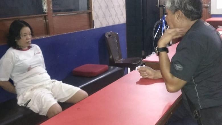Geger Putri Kandung Mutilasi Ibu di Pontianak